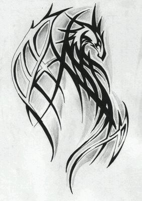 27d246195 Pin by Christina Jacobs on Tattoo ideas | Dragon tattoo designs ...