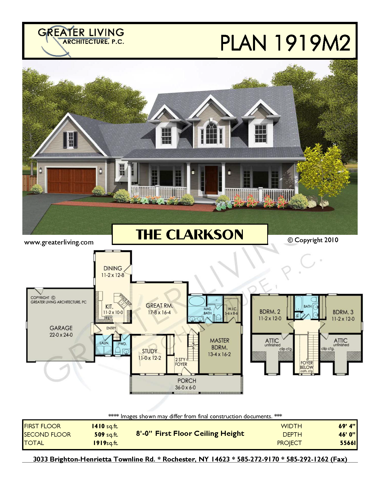Plan 1919M2: THE CLARKSON | House plans, Sims 4 house plans