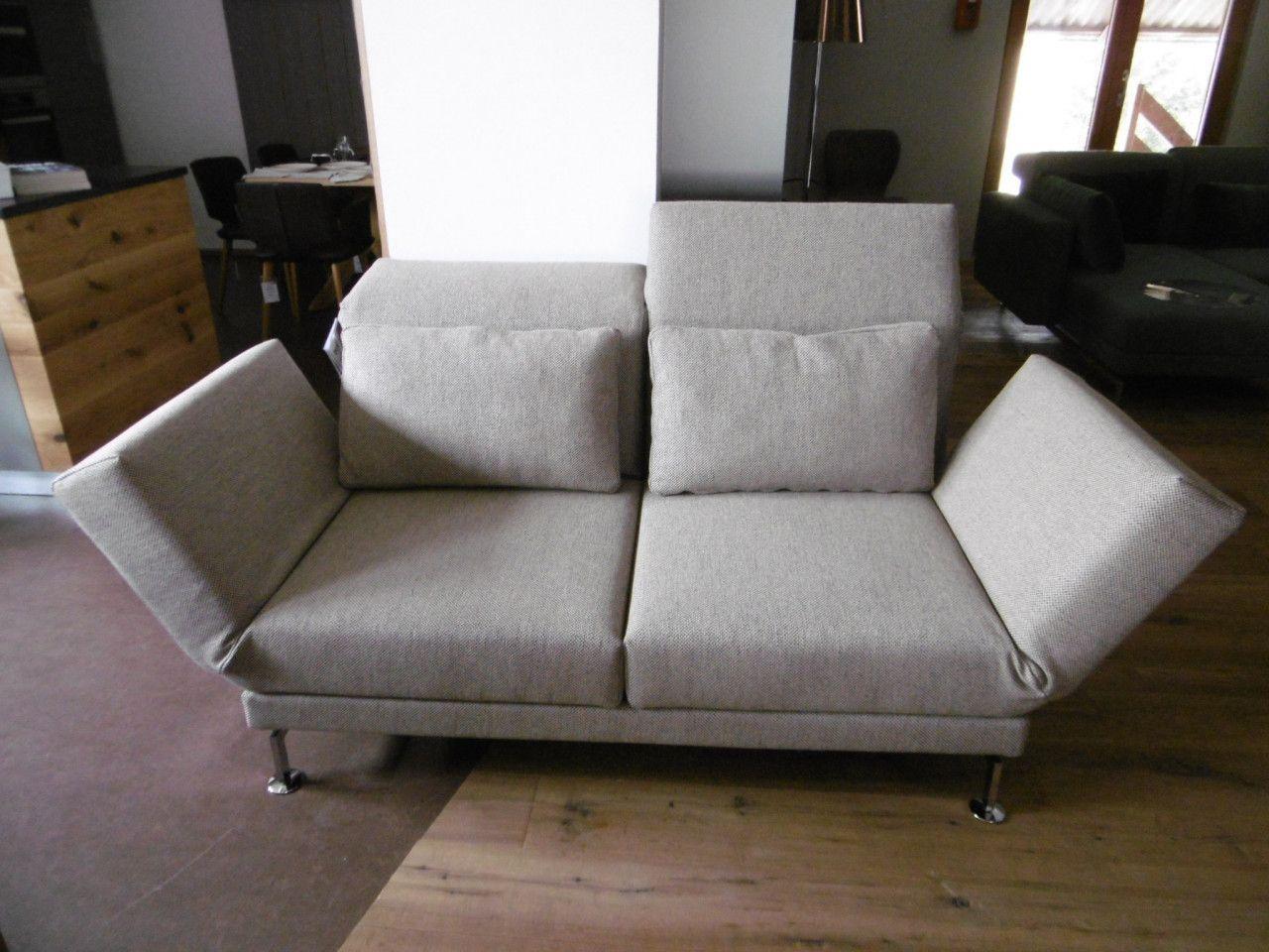 Bruhl Sofa Moule 2 Sitzer Medium In Stoff Sofas Sessel
