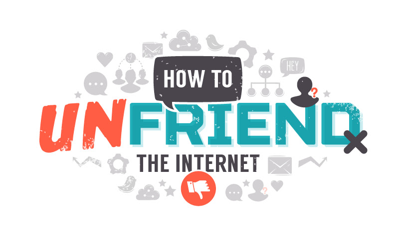 Unfriending The How to Disappear from Facebook
