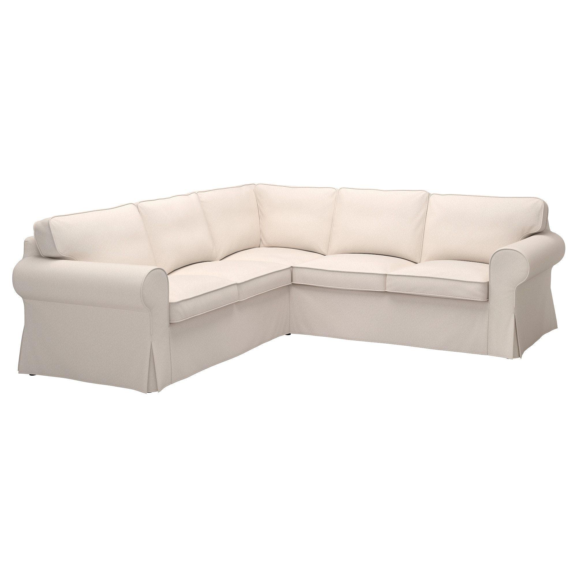 Ektorp Sectional 4 Seat Corner Lofallet Beige With Images Ektorp Sectional Ikea Ektorp Sectional Ikea Sectional