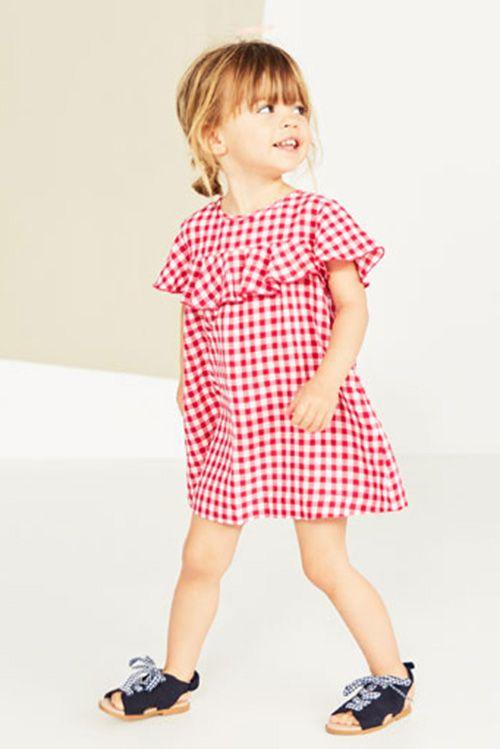 Arruinado Puede ser ignorado logo  Vestidos para nenas tendencias internacionales de moda primavera verano 2018.  | Vestidos para niñas, Moda primavera verano, Moda para niñas