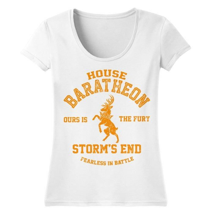 Ours is the Fury - Women's Scoopneck T-Shirt