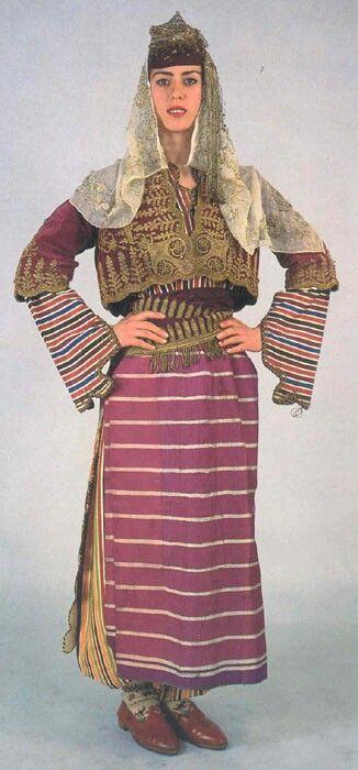 Turkish Ottoman Dress Turkish Ottoman Dress Geleneksel Turk