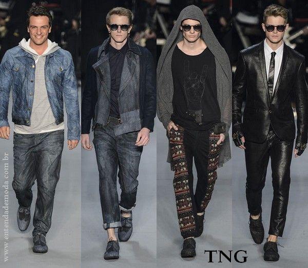 Entenda de Moda: para eles