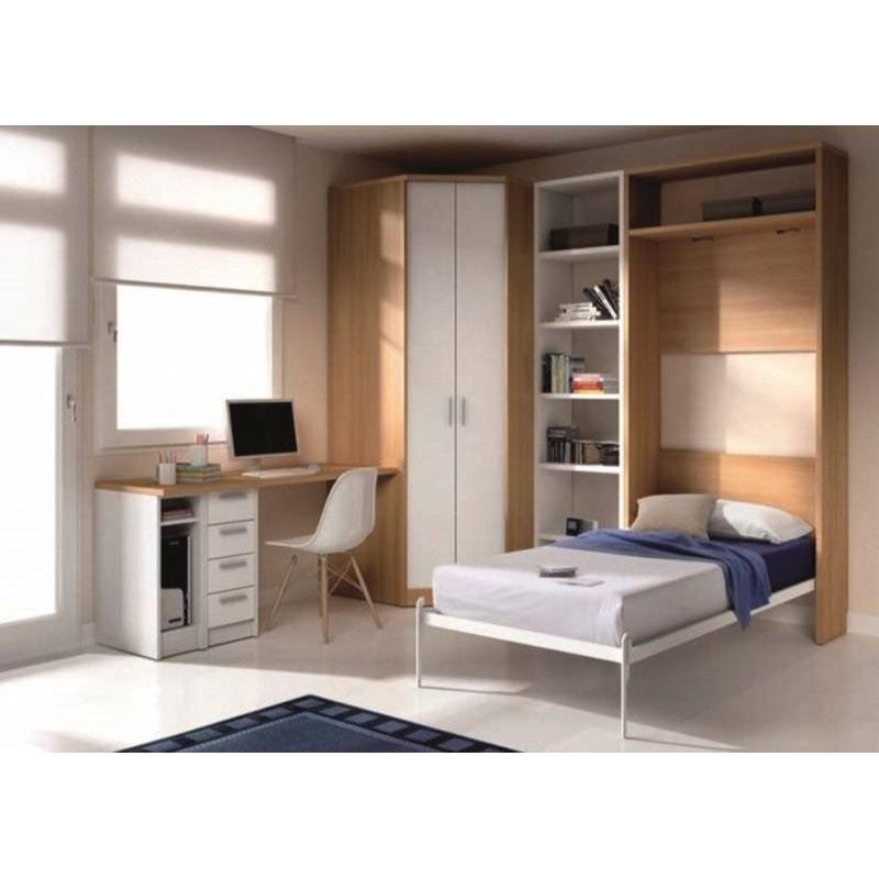 lit escamotable bureau armoire lit simple escamotable 1 personne au meilleur prix armoire