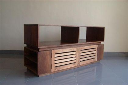 Collection Kevin Meuble Tv 2 Portes Fabricant Meubles Tv Mobilier De Salon Meuble Bois Massif Meubles En Bois