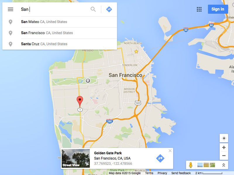 Google Maps UI Kit - Free sketch resource for download #sketchhint - new world map software download for mobile