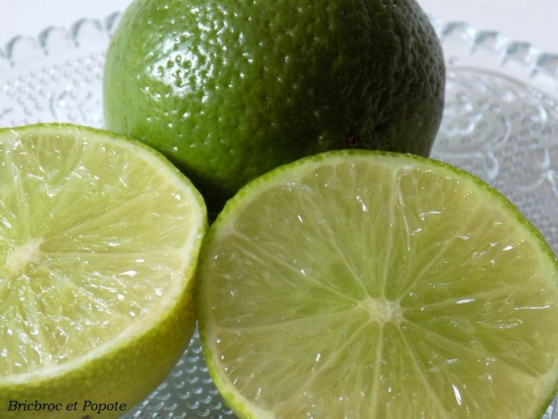 Blanquette de dinde  au citron vert