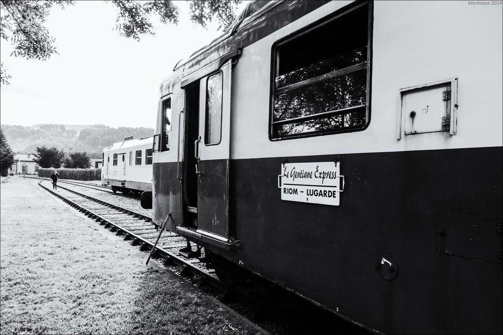 Gentiane Express by Markotxe