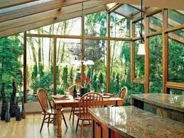 Awesome Holzboden Blockhaus Sun Room Design .., #Awesome #Design #floor #Home #Log #room #su …   – Winter Garden Blog