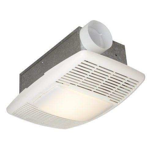 Craftmade TFV70HL-W Ceiling Mount Bathroom Fan/Heater ...