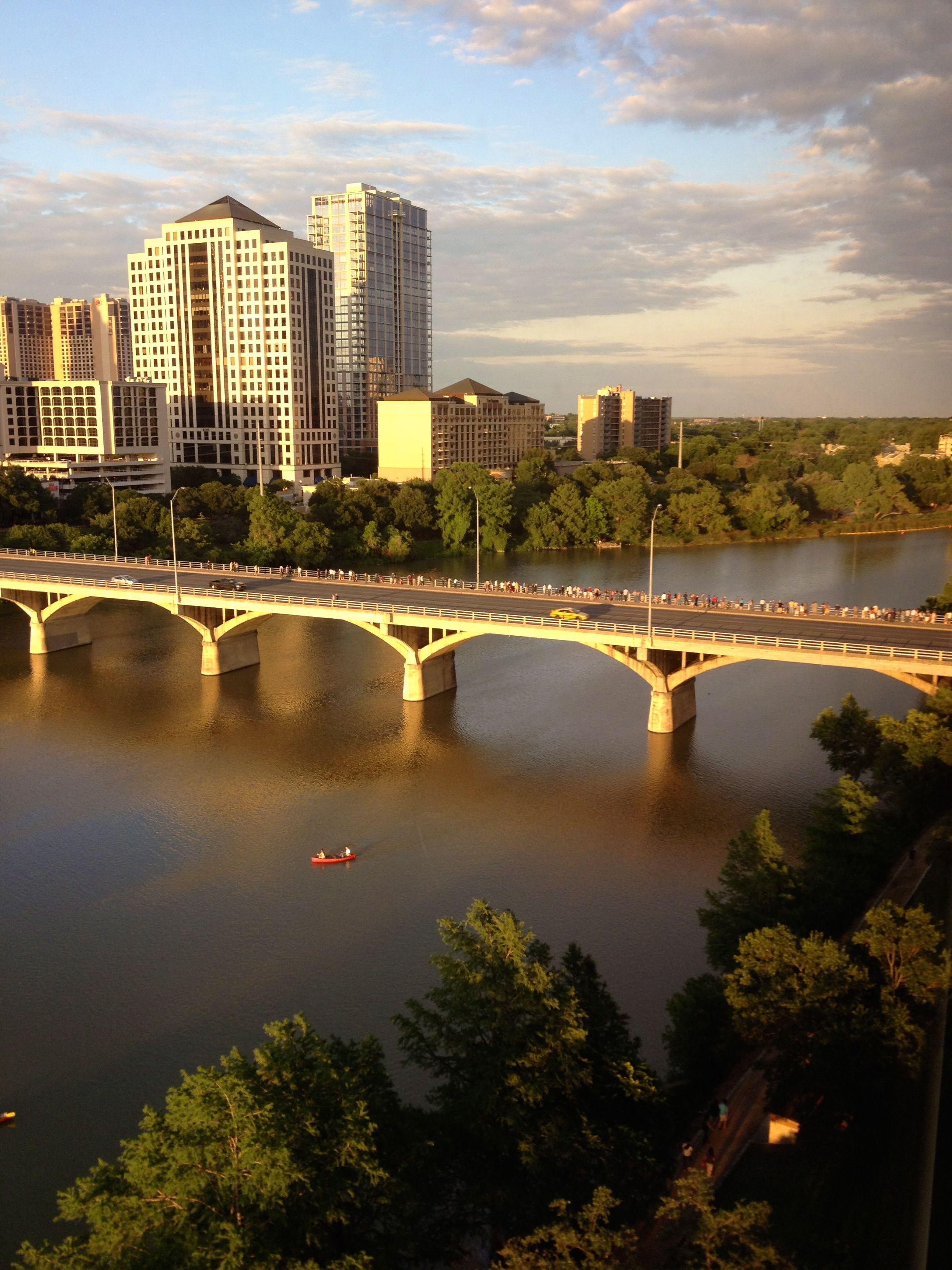 Bat Bridge Austin Tx Austin Texas 233 Tats Unis Austin
