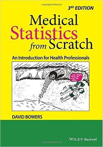 Medical Statistics from Scratch 3rd Edition PDF   Statistics ...