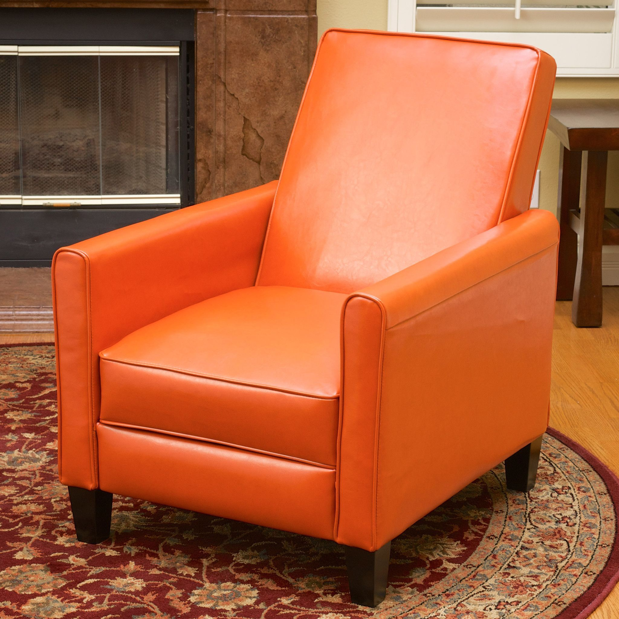 Lucas Leather Recliner Chair Leather recliner chair