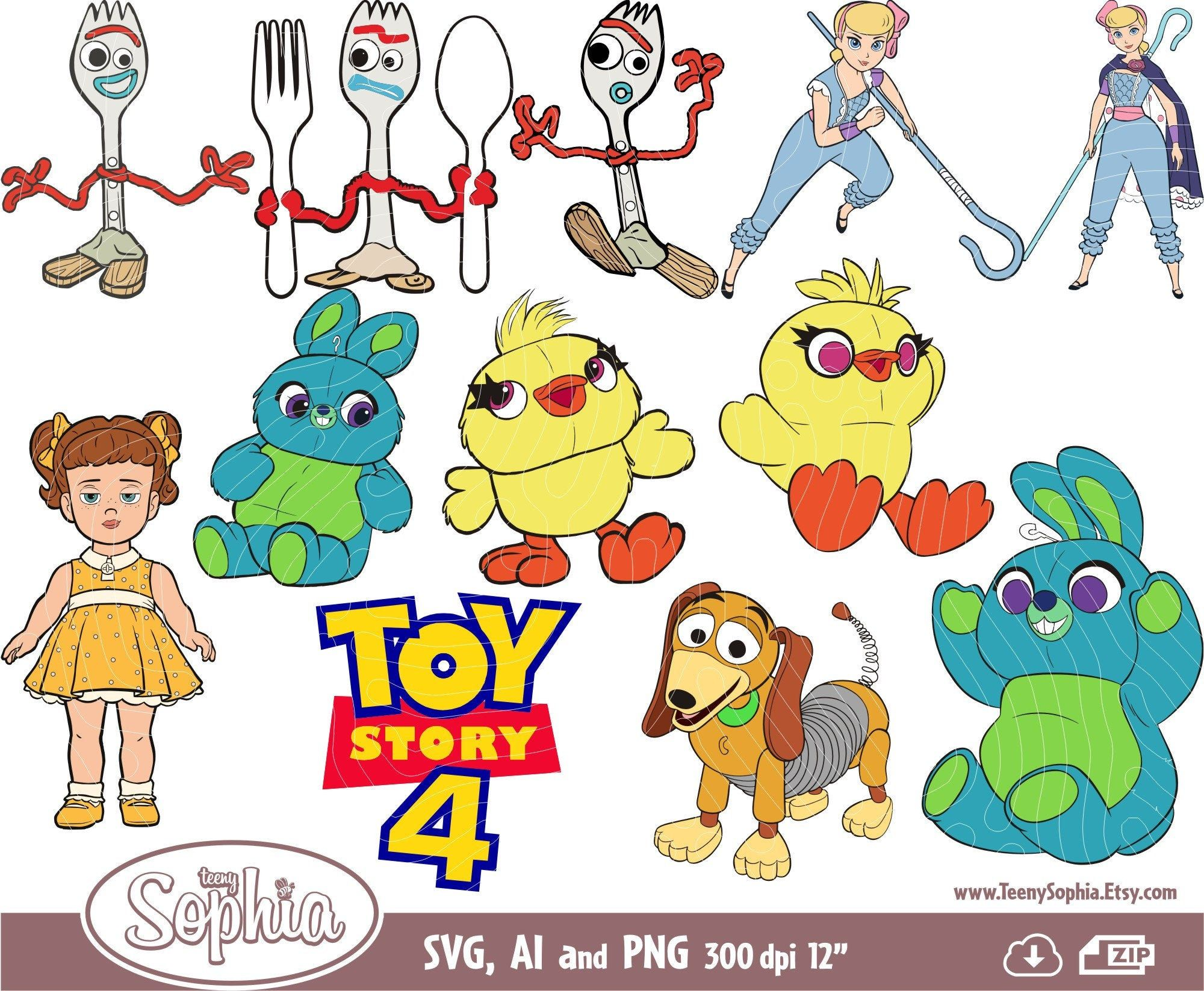 Pin By Julieta Shictong On Toy Story Party Ideas Digital Sticker Drawing For Kids Toy Story