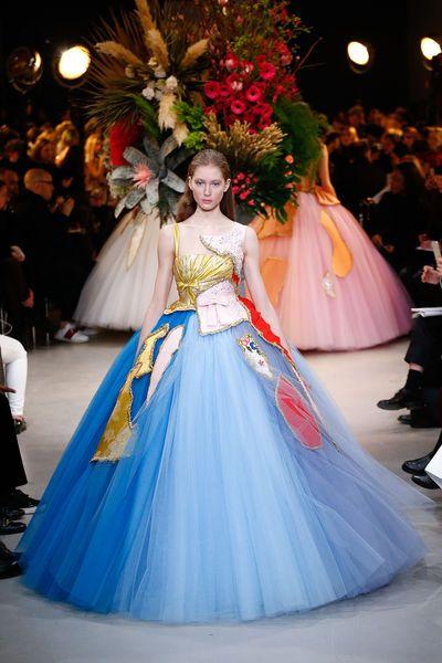 Disney-Prinzessinnen in Haute-Couture-Kleider | Haute couture ...