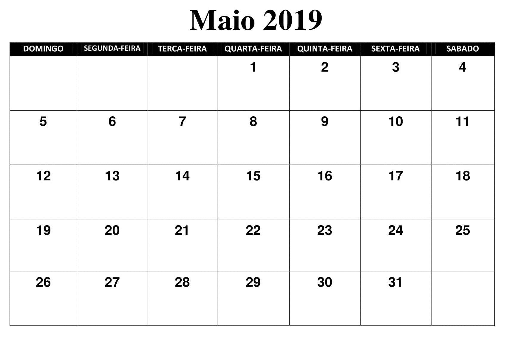 Calendario Maio Go19701e8 Goodnewstomexico Com
