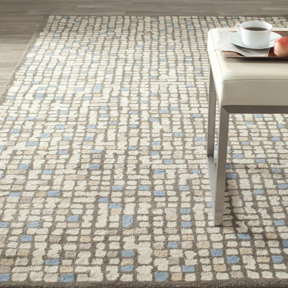 Rug MSR3623C Mosaic   Martha Stewart Area Rugs By Safavieh