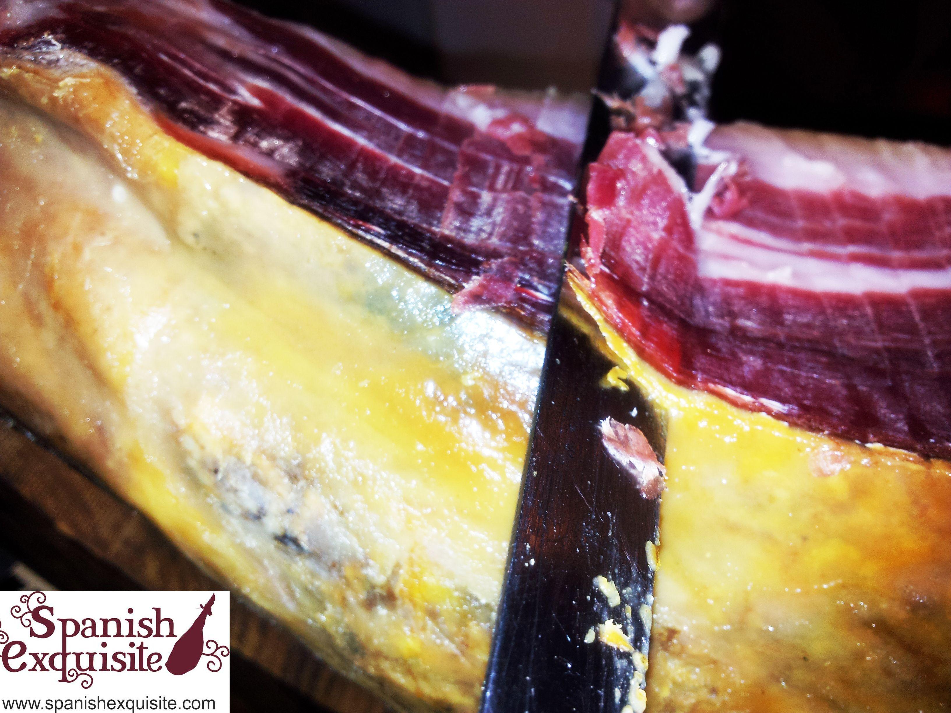 Iberian Ham, mmmm.......delicious!!
