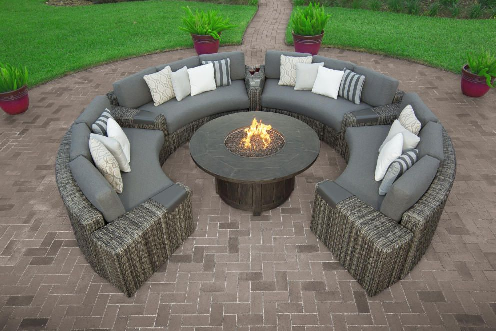 Shop at Backyard Living in New Orleans for all of your ... on Fine Living Patio Set id=56370