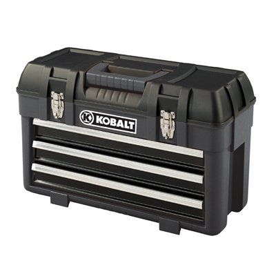 kobalt 3-drawer portable tool box | lowe's canada | want | pinterest ...