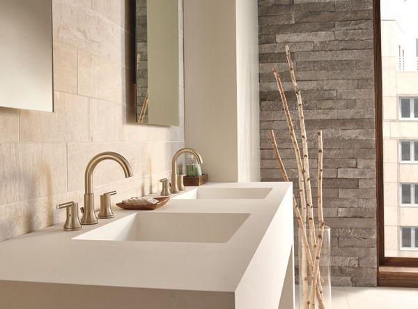 3559 Czmpu Dst Widespread Bathroom Faucet Bathroom Faucets Guest Bathroom Small