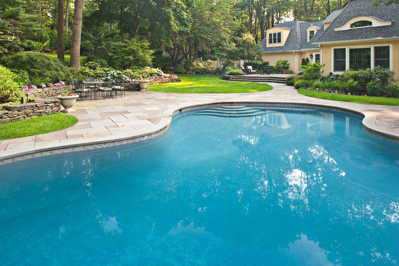 Beautiful Natural Swimming Pools in New Jersey Pool