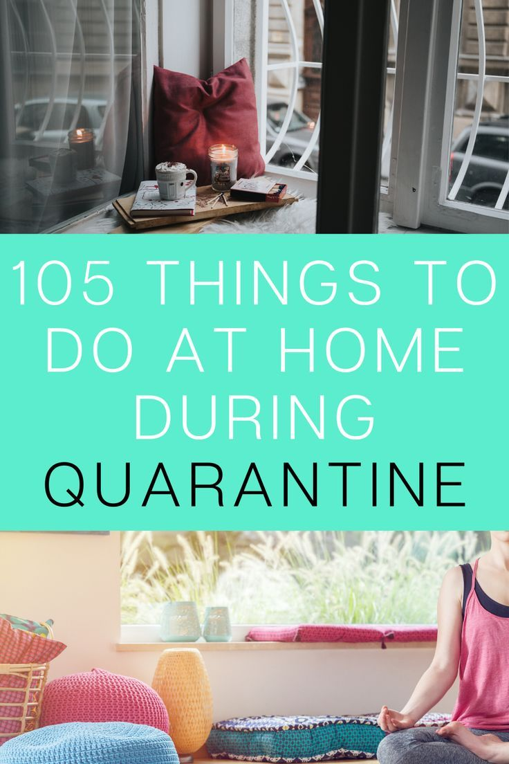 Pin on Things to do at home
