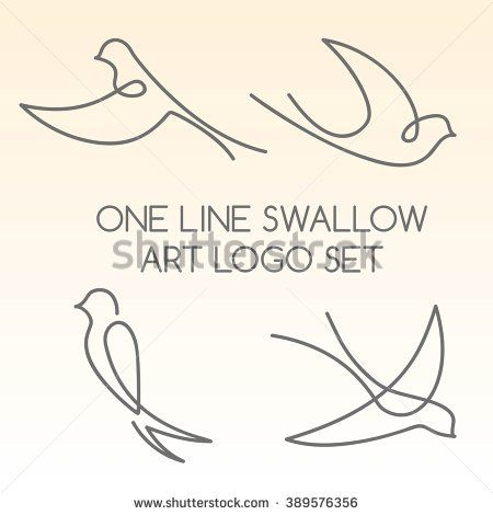 66466adea one line bird drawing - Google Search | Drawing- Animals | Pinterest ...