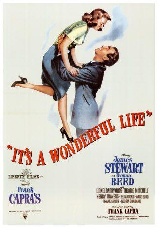 It S A Wonderful Life Vida Maravilhosa Melhores Filmes De Natal