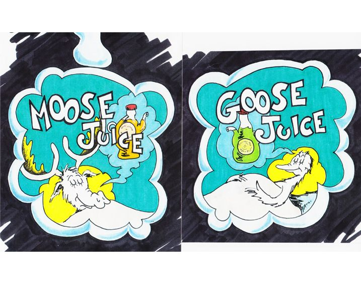 Moose and Goose Juice