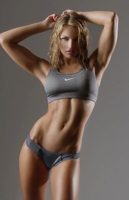 Erotic Fit Women Something From The Past