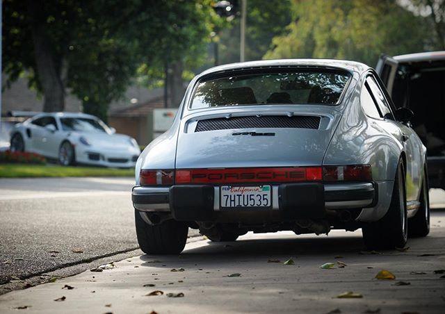#Porsche #porsche911 #porsche911sc #porscheoutlaw #911outlaw at #thequail2016 #montereycarweek #montereycarweek2016