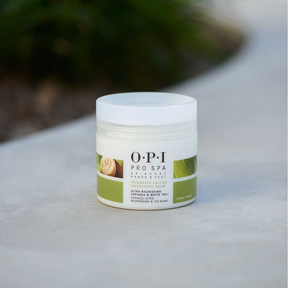 Self Care Sunday Isn T Complete Without Opi Prospa Intensive Callus Smoothing Balm Your Feet Will Thank You Grab Yours The Balm Healthy Cuticles Skin So Soft