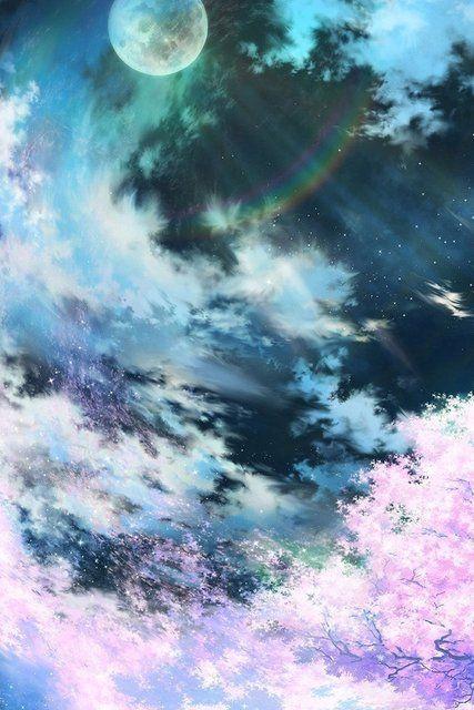 画像大量 幻想的で切なくなる感じの画像 主に二次元 の画像 パラノーマルちゃんねる 2ch怖い話まとめ 幻想的なイラスト 夜空 イラスト 綺麗なイラスト壁紙背景