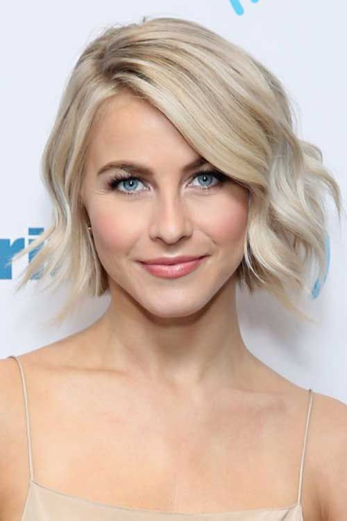 20 Best Short Blonde Bob Cute Blonde Hair Julianne Hough