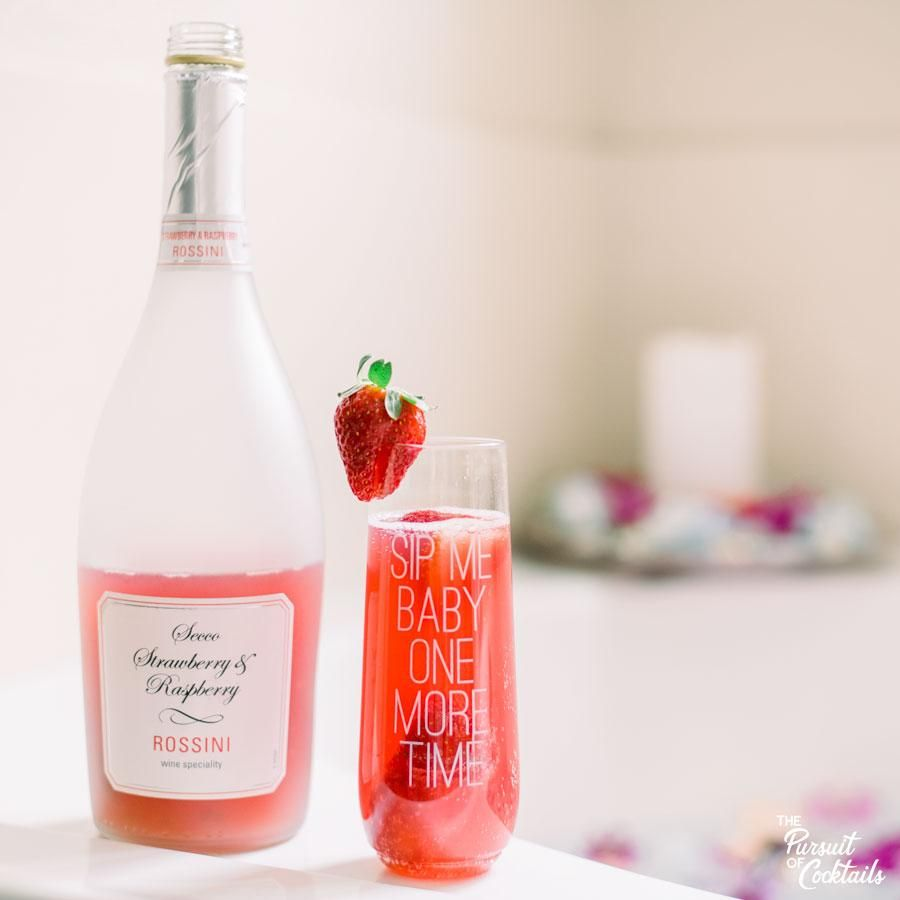 Ready-to-drink Cocktail Review: Trader Joe's Secco