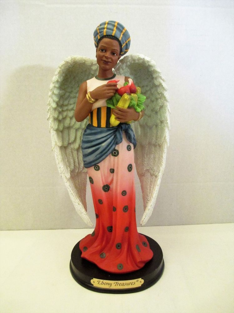 Ebony treasures figurines