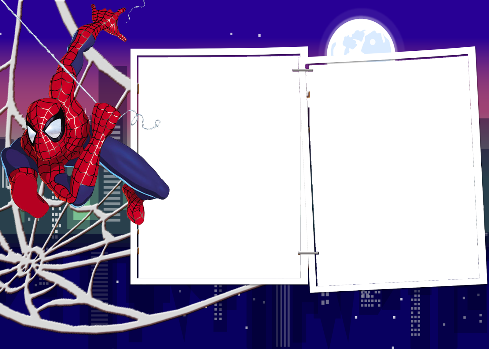 marcos spiderman png | recursos photoshop javi74 | doğum ...