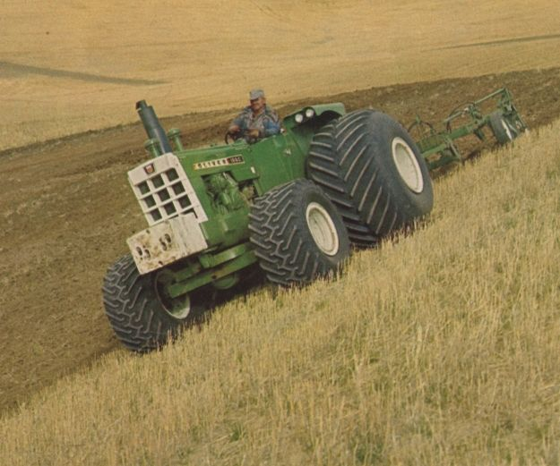 Oliver 1950 4x4 : Oliver with terra tires old tractors pinterest
