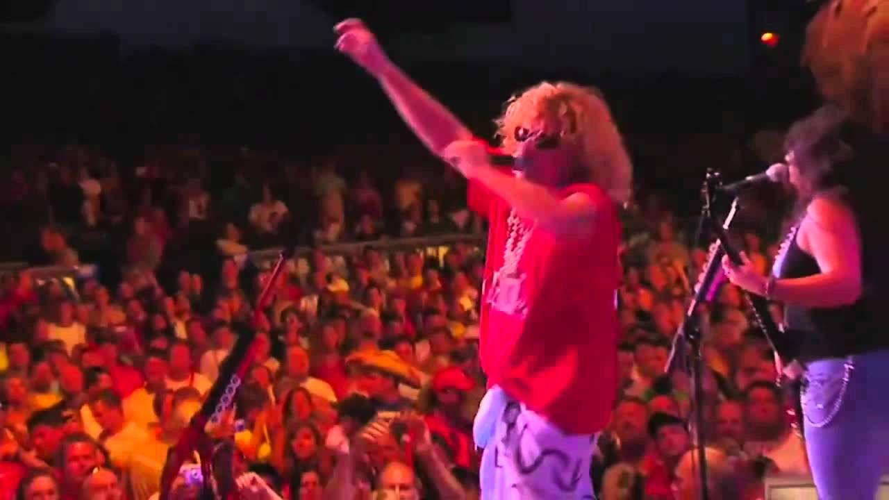 Sammy Hagar I Ll Fall In Love Again Live 2006 Falling In Love Again Sammy Hagar