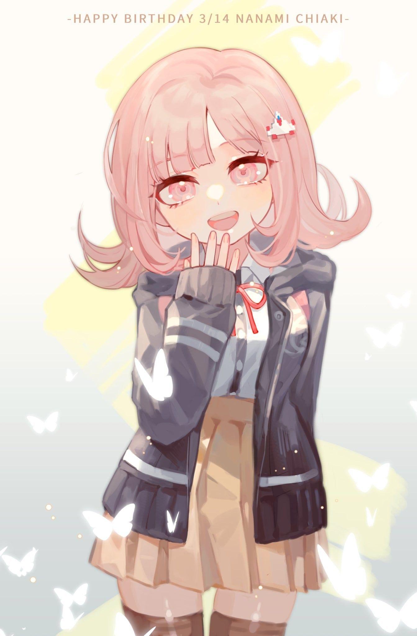 🖤独原サキ🍓⚡️ on in 2020 Anime neko, Cool anime backgrounds