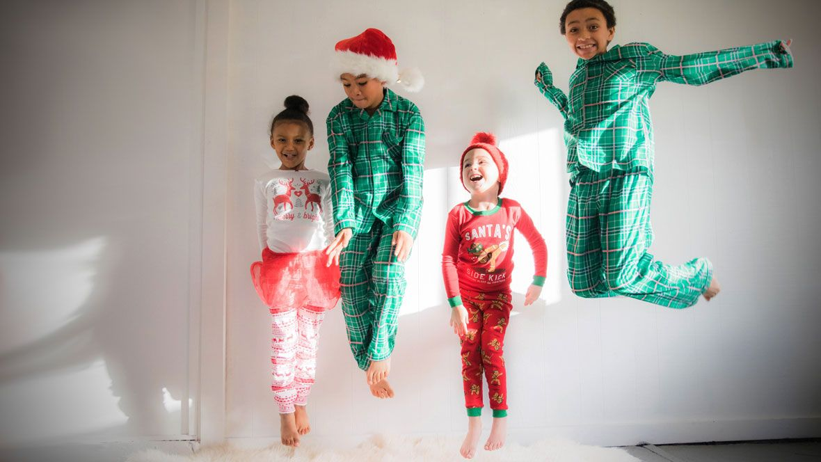 Spaßige Bewegungsgeschichte für Weihnachten