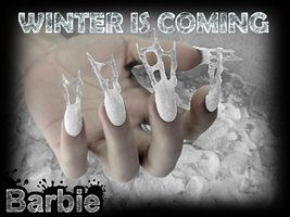 3D Print icicle nails