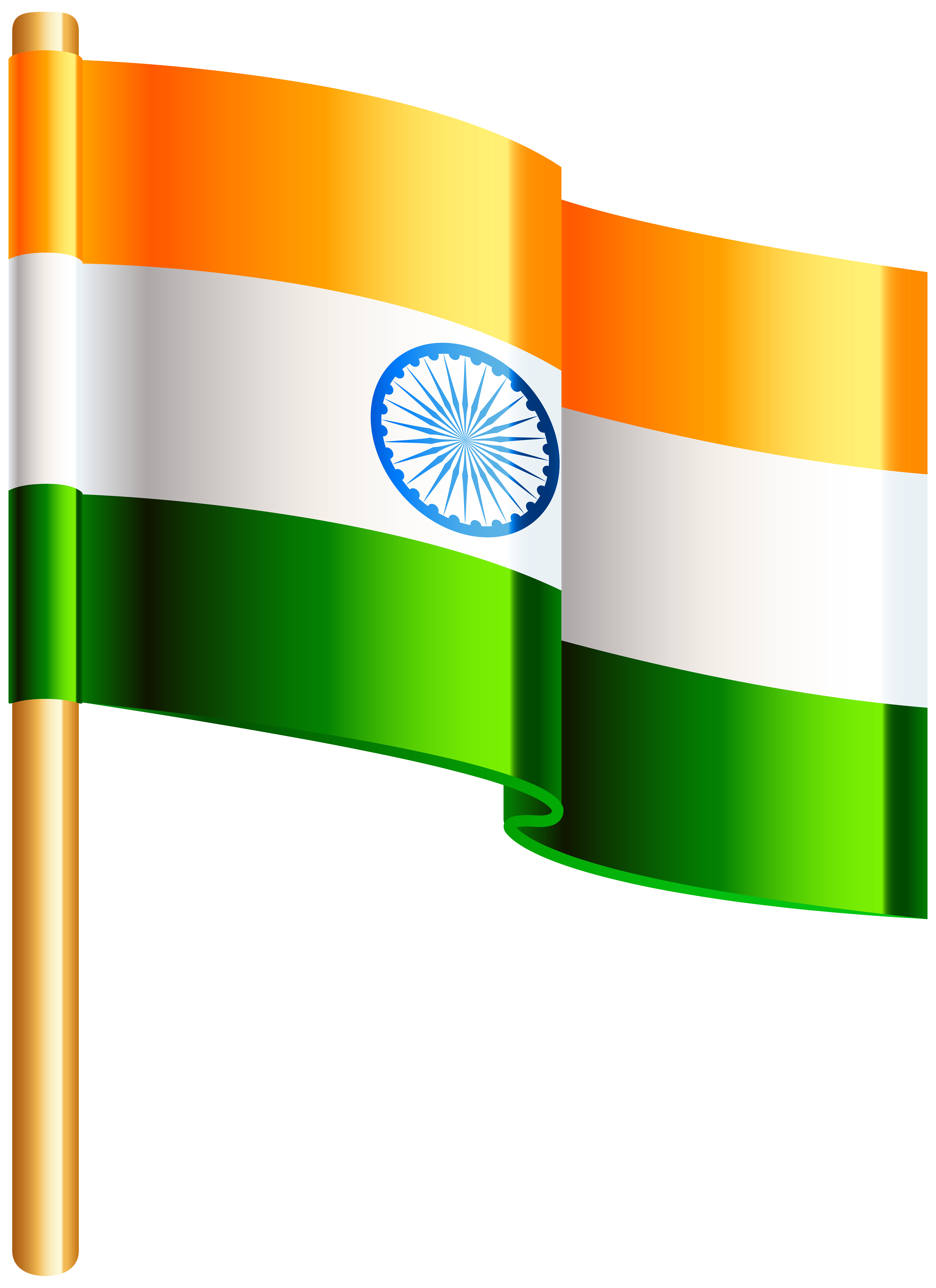 India Flag Png Clip Art Image Gallery Yopriceville High Quality Images And Transp Happy Independence Day Images Independence Day Images Indian Flag Images