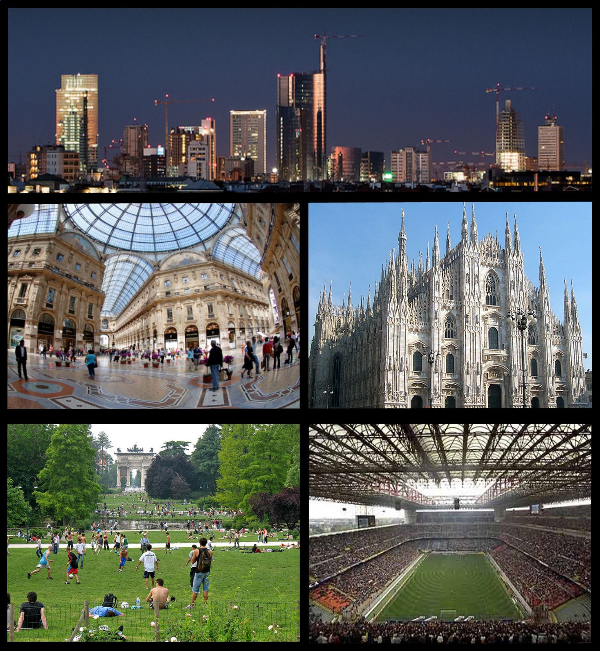 Places to visit in milan italy milano expo 2015 for Best places to see in milan