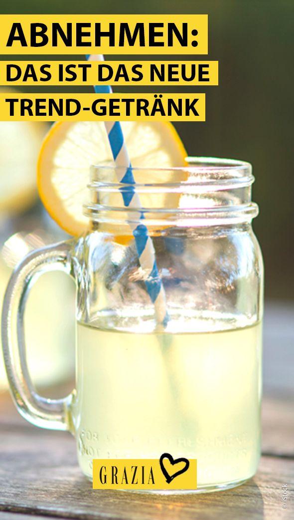 Abnehmen: Das neue Trend-Getränk aus den USA lässt die Pfunde richtig purzeln #drinks