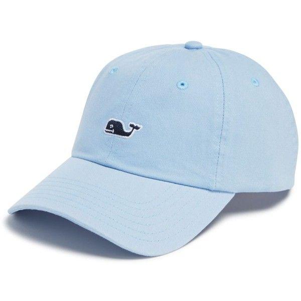 Vineyard Vines Classic Baseball Cap 32 Liked On Polyvore Featuring Men S Fashion Men S Accessories Men S Hats For Men Mens Beach Hats Cute Baseball Hats