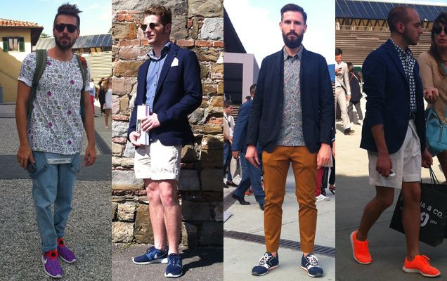 Estilo Pitti Uomo As Tendencias Masculinas Que Viraram Moda No